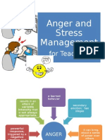 Anger Management for teachers