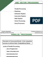 Pipelining Vector Proc