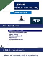 Alfilsap SAP PP Procesos