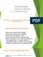 SynapseIndia Employee Sharing Reviews on Android Programming Tutorial