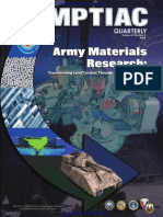 Army Material Research