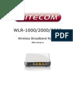 Upc Handleiding Sitecom Wlr3000