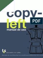 Copy-left Manual de Uso