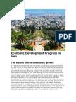Economic Development Progress in Iran - Tradeore