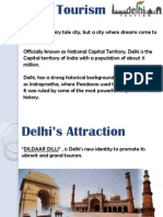 Delhi Tourism Hotel RegentGrand-4 star hotels in Central Delhi
