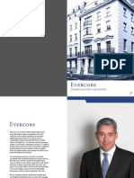 Evercore Graduate Brochure