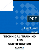 Technical Training Kofax