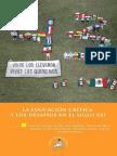 La Educación Crítica y Los Desafíos Del Siglo XXI - 2015