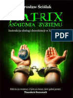 MATRIX - Anatomia Systemu E-book