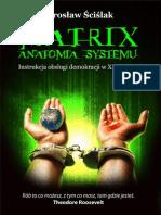 MATRIX - Anatomia Systemu E-book