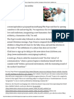 Pope Francis_ Rjespect Human Life From Conception to Natural Death _ LifeNews.pdf