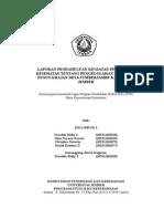 PRE-PLANNING PENGELOLAHAN SAMPAH.doc