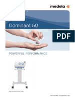 Brochure Dominant 50