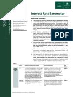 Nedbank Se Rentekoers-barometer Vir Julie