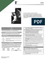 PDF Es Se535 Earphones Ug