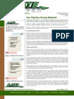 GAT2004 GKP 2013 12 Rev E Gas Pipeline Drying Methods LDA LTD WIP