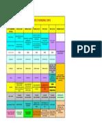 Sjp Schedule 2015