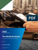 KPMG the Mobile Evolution