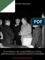 Vincent Gouysse; El socialismo de características chinas; socialismo o nacionalismo-burgués, 2007.pdf