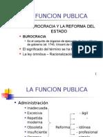 La Función Pública