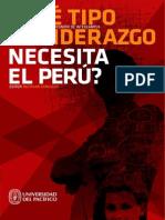 Tipo de Liderazgo en Peru Libro
