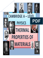 Chapter 12 Thermal Properties of Materials
