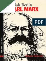 Marx, su vida y su obra