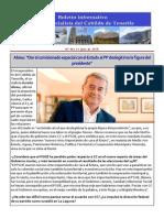 Boletín del Grupo Socialista del Cabildo de Tenerife 001. 21 Julio 2015