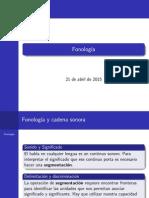 Fonología (1)