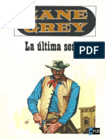 La Ultima Senda - Zane Grey