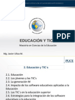 Sesión 2 - Software Educativo