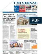 GradoCeroPress-Portadas Medios Impresos Nacionales-Martes 21 Julio 2015