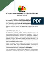 Edital Eleição Conselho Tutelar de água Branca.pdf