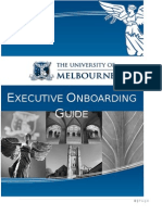 Executive Onboarding Guide - Final