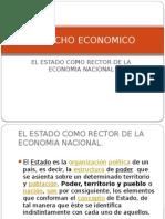 El Estado Como Rector de La Economia