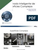 Maquinado Inteligente de Superficies Complejas