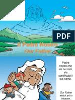 Il Padre Nostro - Our Father