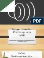 Pengurusan Dan Pembangunan Islam2 islam vs barat