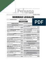 Boletín 21-07-2015 Normas Legales TodoDocumentos.info