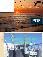 Distribution System and Transformers