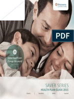Saver Health Plan Guide 2015