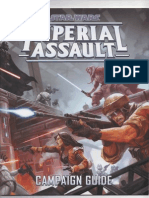 Star Wars Imperial Assault - Campaign Guide OP