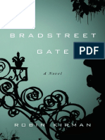 Bradstreet Gate by Robin Kirman-Excerpt