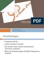 Psicofisiologia HISTORIA