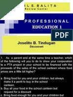 Prof ED1 Rationalization