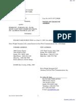 Vargas et al v. Pfizer Inc. et al - Document No. 137