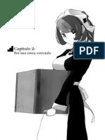 Reiki Project -Conexão Diária Scans- DanMachi [Capítulo 2v2]