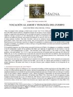 Teologia Del Cuerpo- Reflexion