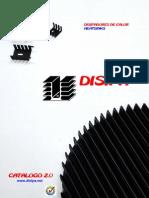 Catálogo DISIPA 2012