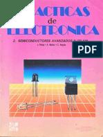 Practicas de Electronica P1 a P9